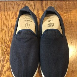 Allbirds Women's wool loungers sz 8 blue